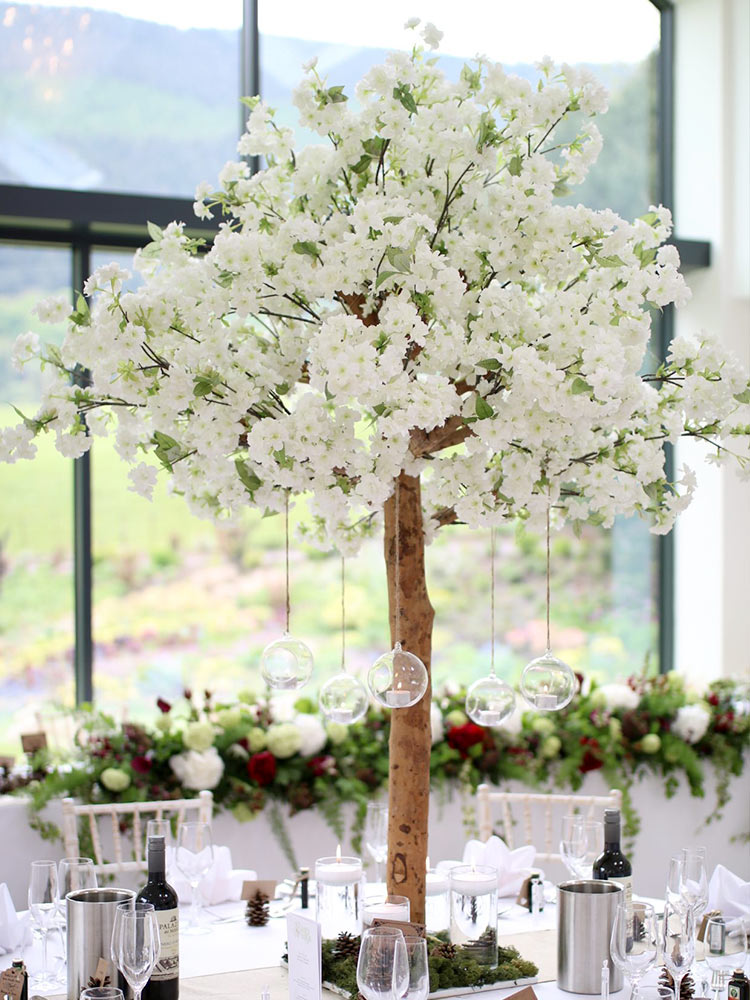 Blossom Tree Hire Canopy Trees Hire Uplit Event Hire